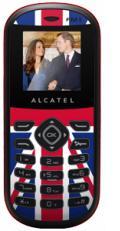 Alcatel OT-209 Royal only £1 + £10 top-up @ e2save