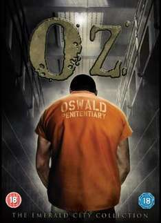 Oz: The Complete Collection (DVD) - £36.99 Delivered @ Sainsburys Entertainment