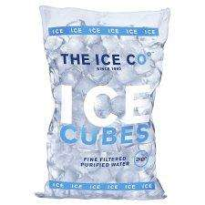 Ice Cubes 2kg 77p @ Tesco