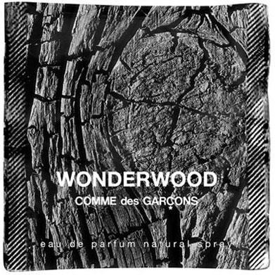 Free Wonderwood Perfume Sample @ Comme des Garçons