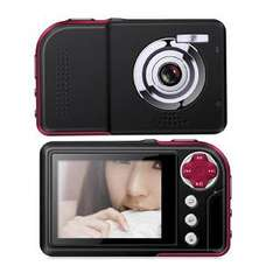 Digital Camera with MP3 / MP4 / FM Radio Multimedia Player - 2GB Internal Memory - £12.99 @ 7dayshop