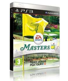 Tiger Woods PGA Tour 12: The Masters with Free Exclusive DLC Putter (PS3) - £25.85 @ Shopto
