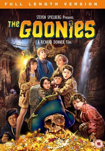The Goonies (DVD) - £2.83 @ Choices UK (+ 5% Quidco)
