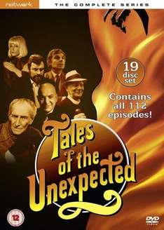 Tales of the Unexpected: The Complete Series (DVD) - Only £17.99 @ BlahDVD