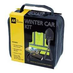 AA Winter Car Kit with Folding Snow Shovel - £9.99 @ Amazon