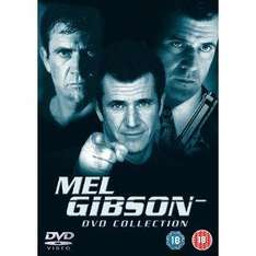 Mel Gibson Collection: Mad Max / Lethal Weapon / Tequila Sunrise / Maverick / Conspiracy Theory / Payback / Forever Young (DVD) - £9.99 @ Amazon