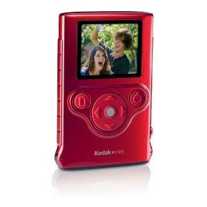 Kodak Mini Pocket Waterproof Video Camera/ZM1 3X digital,1.8 inch LCD - £29.99 @ Amazon