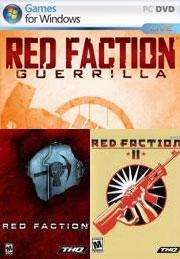 Red Faction Complete Pack (PC) – £7.98 @ GamersGate