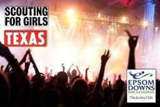 Entry for Two to Epsom Live! 2011 for £29: Live Performance from Texas or Scouting For Girls, plus Access to Six Horse Races, and Food and Drink (Value £70) @ Groupon + 5% cashback