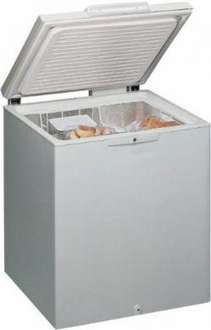 Whirlpool 212 Litres chest freezer AFG6216-B £200 including delivery @ jual domestic
