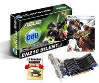 Asus GeForce G210 SILENT 512MB DDR2 DVI VGA HDMI Out with Street Fighter 4 Download Voucher - £23.98 + £3.58 Postage @ Ebuyer