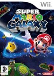 Super Mario Galaxy (Wii) (Pre-owned) - £12 @ Tesco Entertainment