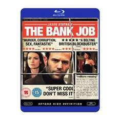 The Bank Job (Blu-ray) - £4.99 Delivered @ My Memory