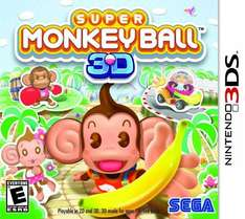 Super Monkey Ball (3DS) - £16.95 @ My Memory