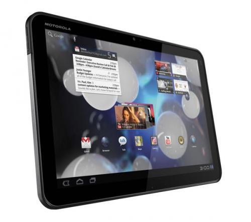Motorola  Xoom - 32GB + Xoom Portfolio Case - Black - £464.98 @ Dixons