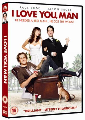 I Love You Man (DVD) - £1.99 @ Choices UK