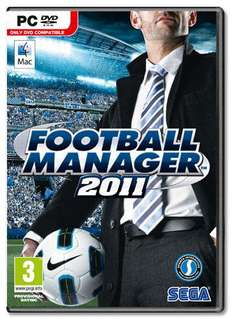 Football Manager 2011 (PC) - £13.98 Delivered @ Game