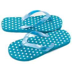 Asssorted Flip Flops - Different Designs to Choose From - £1 Each @ Poundland