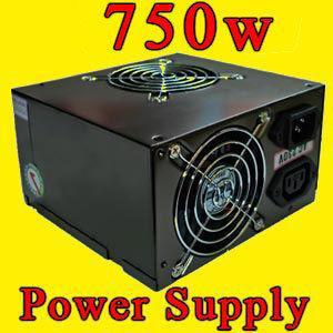 750 watt Quiet PC ATX PSU Power Supply Unit - £33 Delivered @ eBay Internetct Outlet