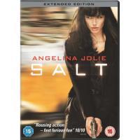 Salt (Angelina Jolie) DVD £6.99 at Bee & HMV