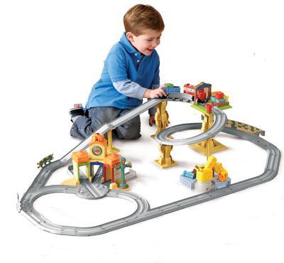All Around Chuggington Interactive Train Set - £34.93 Delivered @ Toys Direct
