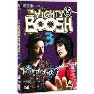 The Mighty Boosh: Complete BBC Series 1 (DVD) - £3 @ Tesco Entertainment / Series 3 (DVD) - £3.49 @ Amazon & Play / Series 1 & 2 (DVD) - £7.49 @ Amazon & Play