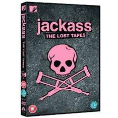 Jackass: The Lost Tapes (DVD) - £3.49 @ Play & Amazon