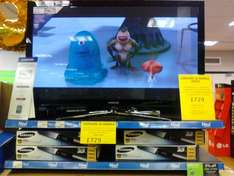 "Samsung PS50C490 50"" Plasma 3D TV + Samsung BD-C5900 3D Ready Blu-ray Player + 2 pairs of active 3D Glasses + Monsters vs Aliens 3D Blu-ray - £729 @ Asda  (Instore)"
