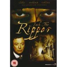 Jack The Ripper (Michael Caine) (DVD) - £2.76 @ Amazon