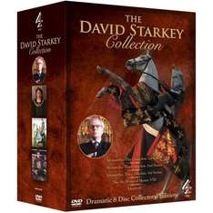 The David Starkey Collection (DVD) (8 Disc) - £14.47 Delivered @ Amazon
