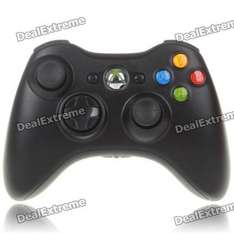 Xbox 360 Wireless Controller (Black) or (White) -  £19.21 Delivered @ Deal Extreme