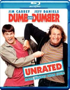 Dumb and Dumber Unrated (Blu-ray) - £4.93 @ Asda Entertainment