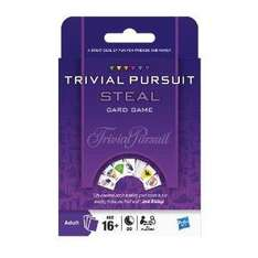 Hasbro Trivial Pursuit Steal Game - £1.44 @ Amazon