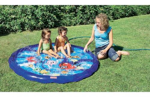 Fisher Price Deluxe Sprinkler n Splash Playmat - £4.58 Delivered @ eBay Argos Outlet