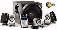 Logitech Z-5500 Speakers 5.1 Surround Sound 505W RMS - £199.99 @ Ebuyer - Back on offer