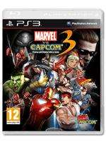Marvel Vs Capcom 3 (PS3) - £18.49 (with code) @ Game