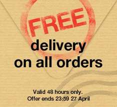 FREE Delivery on all orders at M&S Personalised - 48 hours only!