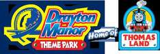 Get Into Drayton Manor Theme Park Free On 7th May!