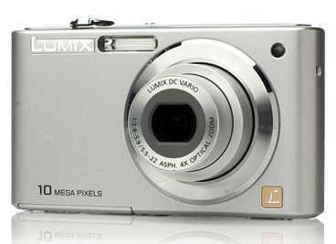 Panasonic Lumix DMC FS42 Digital Camera (Silver) - £64.98 Delivered @ eBay Argos Outlet