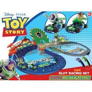 Micro Scalextric G1063 Disney Toy Story 1:64 Scale Race Set - Now £24.99 @ Amazon