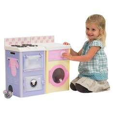Dream Town Puppy Lane Cottage Kitchen Set & Pip the Mouse - was £40 now £20 @ Tesco Direct