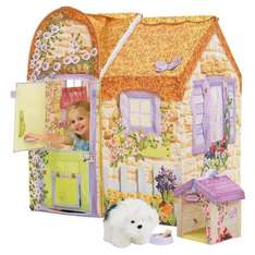 Dream Town Puppy Lane Cottage & Candyfloss the Puppy - was £70 now £35 @ Tesco Direct
