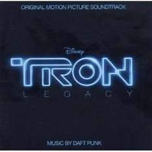 Tron Legacy Soundtrack: Daft Punk (CD) - £5.65 @ Amazon
