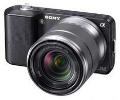 Sony NEX3 & 18-55mm Camera - £201.19 Delivered @ Jessops Clearance
