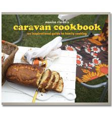 Retro Caravan Cookbook was £14.99 now £4.99 Delivered @ The Book People