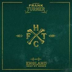 Frank Turner: England Keep My Bones (Deluxe) + Signed Poster (CD) - £8.93 @ Amazon