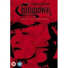 Chinatown: Special Collectors Edition (DVD) - £3.99 @ Amazon & Play