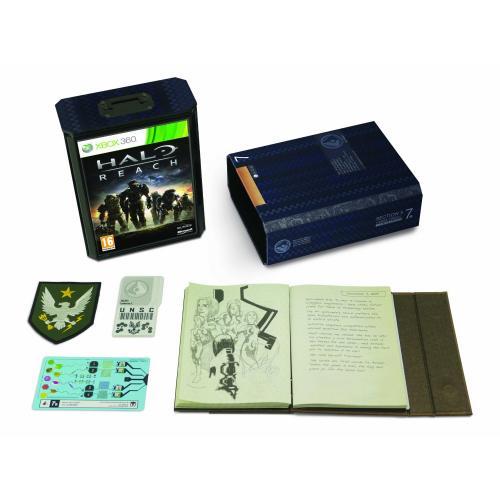 Halo: Reach Limited Collectors Edition (Xbox 360) - £20.47 @ Tesco Entertainment