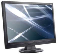 "TopView 22"" LCD Monitor 16:10 DVI - Black - £89.99 Delivered - Ebuyer"
