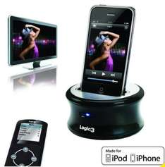 Logic3 LCD Pro Dock with Remote for iPhone/iPod - £56.99 Delivered @ Amazon